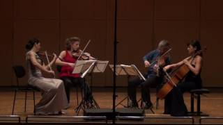 Barber String Quartet 2/2