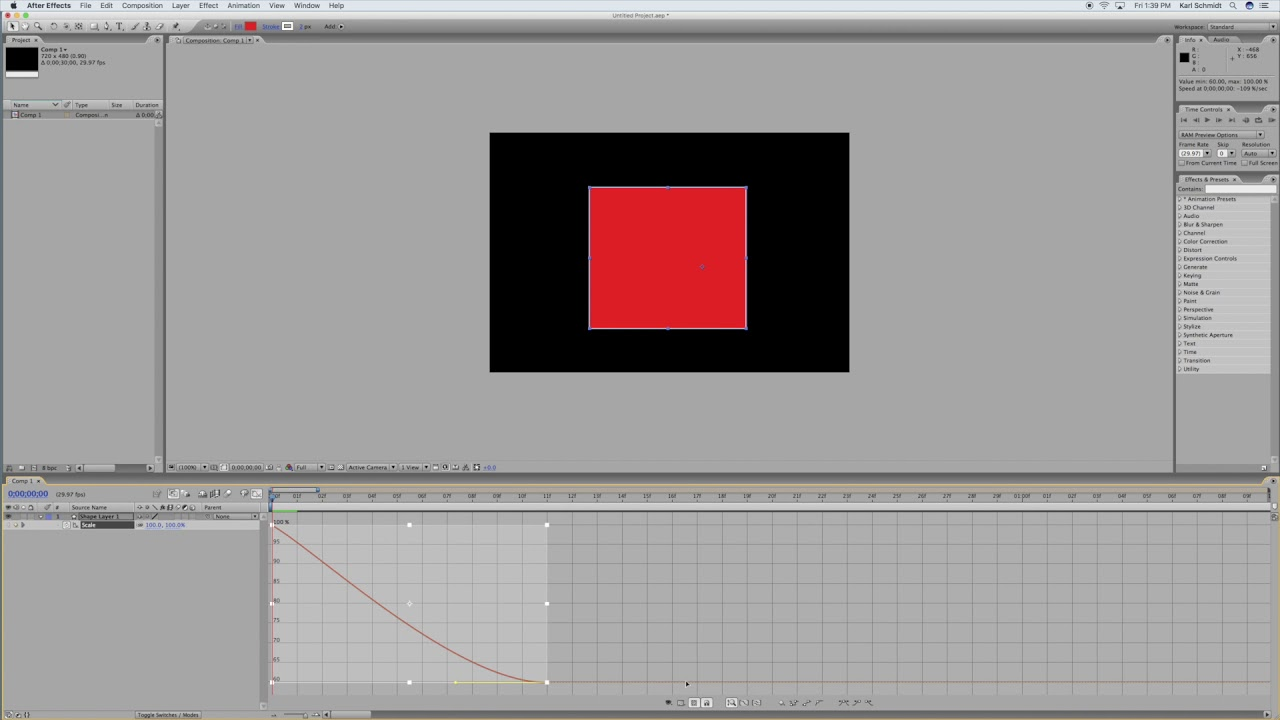 Line Art In After Effects : Line art on linear motion in after effects by karl schmidt youtube