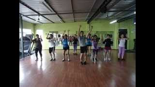 bruce castro coreografia Elvis Crespo - Pegaíto Suavecito ft. Fito Blanko