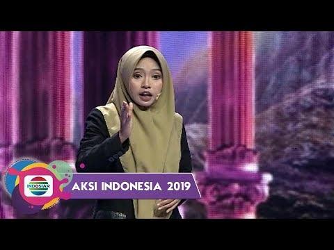 'Jangan Pelit Dong!' Ustadzah Mumpuni Ajak Kita Untuk Beramal - AKSI 2019