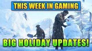 BIG Holiday Updates - This Week in Gaming   FPS News