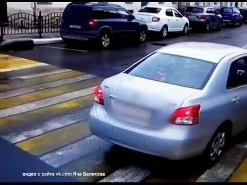 В Ярославле автоледи поплатилась за хамство на дороге