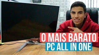 O mais BARATO PC All In One que você pode COMPRAR! - Análise Teclast X22