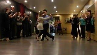 Танго вальс, резюме курса для начинающего и среднего уровней