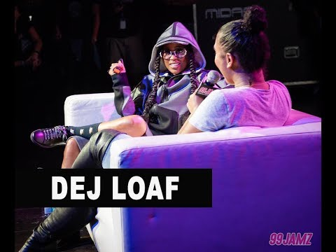 Dej Loaf has groupies and obsessed fans? Find out what a fan did to her!
