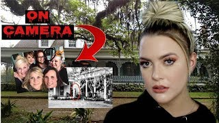 The Ghosts And Hauntings Of The Myrtles Plantation…
