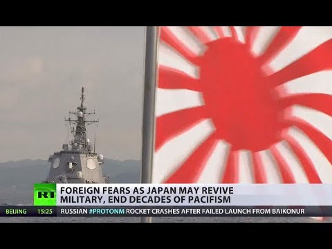 Pacifist Constitution? Japan moves to restore military might