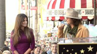 Penelope Cruz Honored with Hollywood Walk of Fame Star