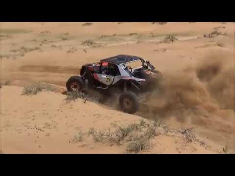 RAK Baja 2019 -  Sheikh Khalid Al Qassimi -  Can Am Maverick