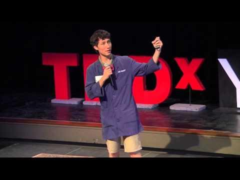 The Nature of Originality: Aaron Rohozinski at TEDxYouth@SeaburyHall 2014