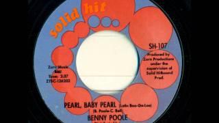Benny Poole - Pearl Baby Pearl (Latin Boogaloo)