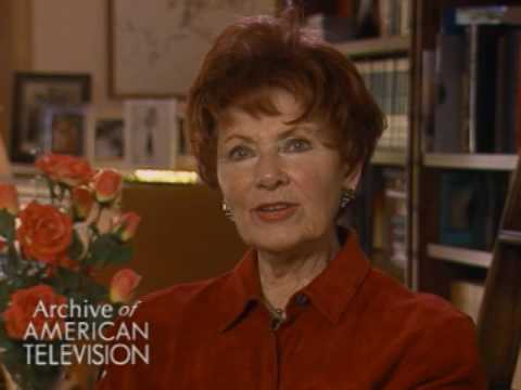 Marion Ross on working with Tom Bosley in