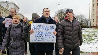 Севярынец: Пагрозы Лукашэнкі? Звычкі калгаснай дыскатэкі I Северинец и Лукашенко