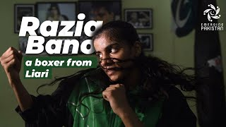 Meet Razia Bano - A Boxer from Lyari, Karachi
