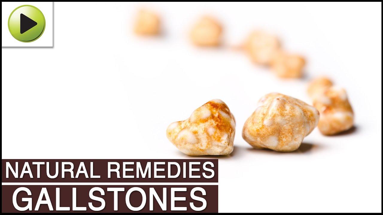 Natural Remedies Gallstones