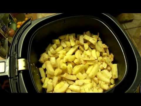 Картофель фри без