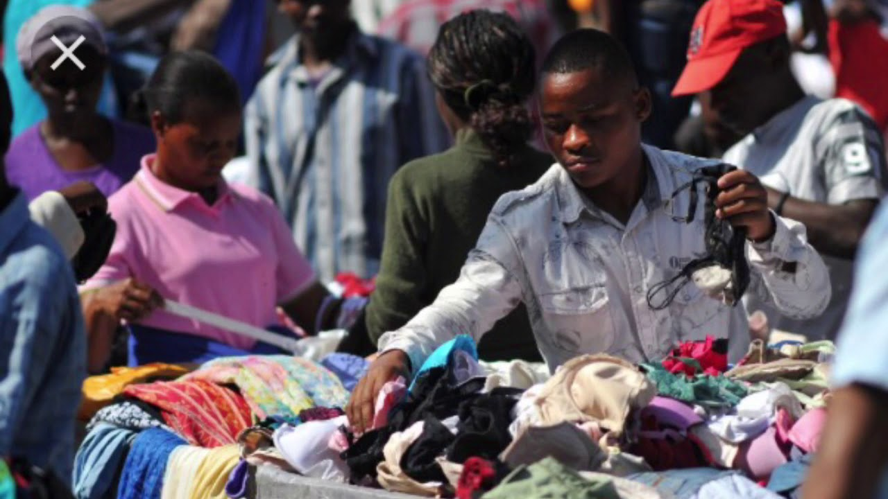 Rwanda And United States Fall Out Over Second Hand Clothes