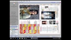Create a book layout for CTP using Imposition Studio