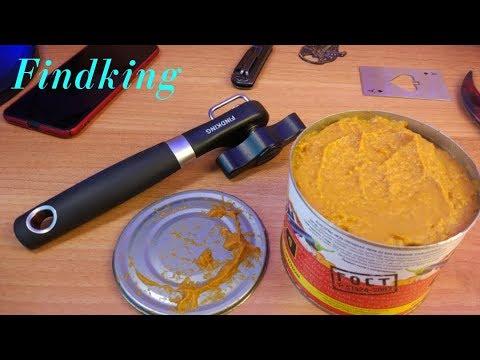 Консервный нож с Алиэкспресс Findking