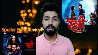 Stree Movie Review | Rajkumar Rao, Shraddha Kapoor | Stree Spoiler Free