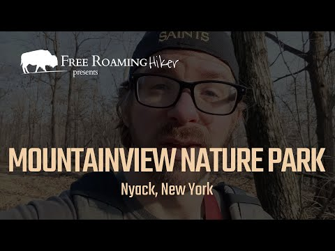 Mountainview Nature Park, New York - Free Roaming Hiker