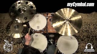 sabian 18 hhx evolution o zone crash cymbal 11800xeb 1123014r