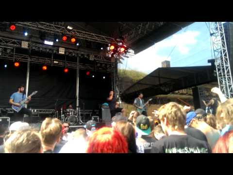 Texas in July - Broken Soul (Live @ Brutal Assault, 07-08-2014)