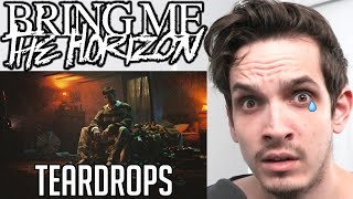 Metal Musician Reacts to Bring Me The Horizon | Teardrops |