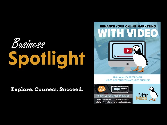Puffin Media - Business Spotlight