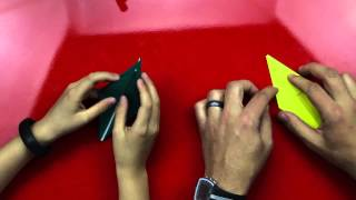 How To Fold A Flapping Crane
