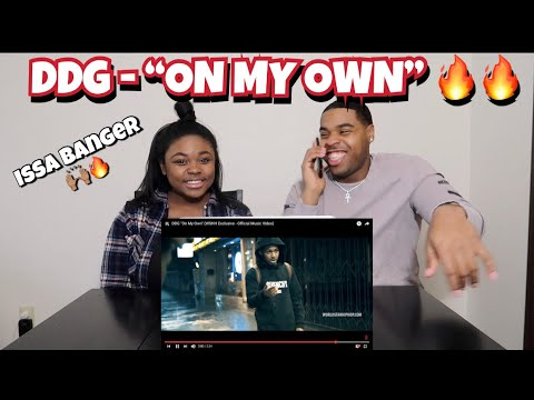 DDG On My Own WSHH Exclusive    | REACTION!!!