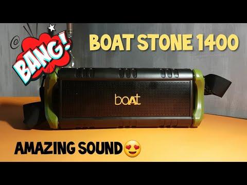 Boat stone 1400!!😍 Amazingly loud👍