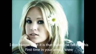 Carrie Underwood - Look at Me with Lyrics