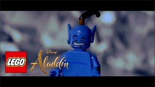 Aladdin - Trailer in LEGO
