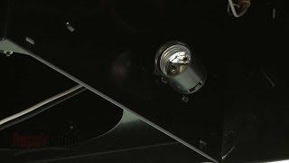 Nutone Range Vent Hood Replace Light Socket, Right  #S99271236