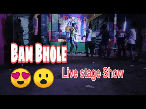 bam-bhole-|-viruss-|-stage-performance-|-by-avijit-chakraborty-official