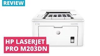 Printerland Review HP Laserjet Pro M203dn A4 Mono Laser Printer