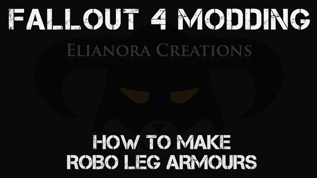 Fallout 4 Modding How To Edit And Make Crafting Mods In Fo4edit By Elianora This is also for people like me who doesn't like listening to explaining too much on what's this for, what's that for and just want to know. cyberspaceandtime com