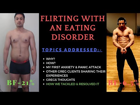 Flirting with an Eating Disorder (Where Bodybuilding lean dieting can take you...)