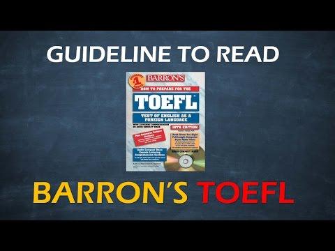 Barrons Toefl Pbt Pdf