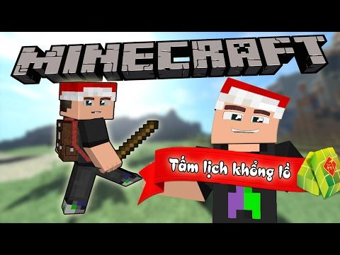 Minecraft Tấm Lịch Khổng Lồ - Tập 5: CHUẨN BỊ CHO CUỘC PHIÊU LƯU