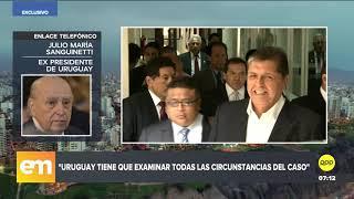 Expresidente de Uruguay: