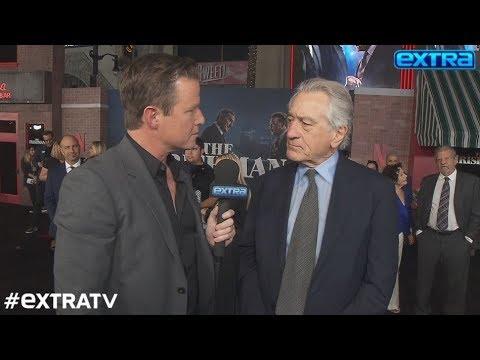 How Robert De Niro Persuaded Joe Pesci to Come Out of Retirement