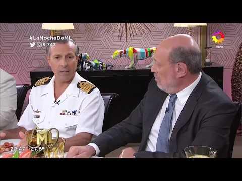 ¿Qué pasó con el ARA San Juan? El vocero de la Armada, Enrique Balbi, dio las últimas novedades