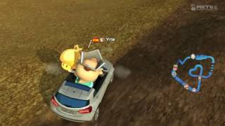 Wii U - Mario Kart 8 - (DS) Estadio Wario