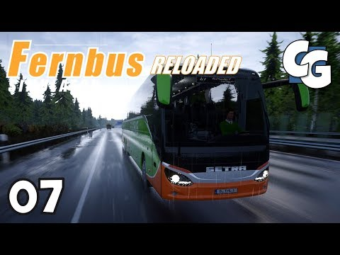Fernbus Reloaded - Ep. 7 - SETRA Comfort Class S 519 HD - Fernbus Simulator Gameplay