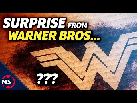 A surprise package from the Wonder Woman movie... || NerdSync