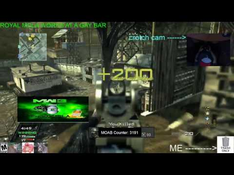 """MW3 """"LIVE"""" - Who Says I Can't Use a Controller? 