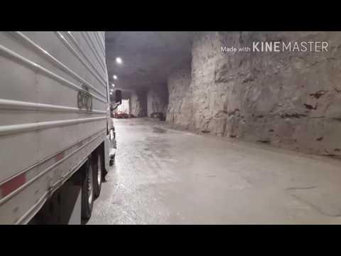 Underground caves Quincy, IL