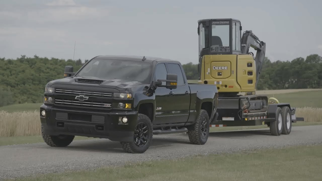 Silverado 2500 Towing Capacity >> Chevrolet Silverado 2500hd And 3500hd Towing Capability